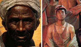 劳动最光荣:赏绘画作品中的劳动者形象