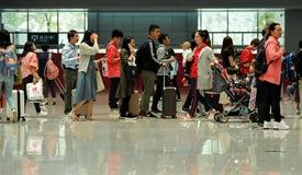 五一期间全国接待国内游客1.47亿人次
