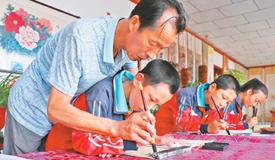 宁夏:大力开展乡村文化扶持活动